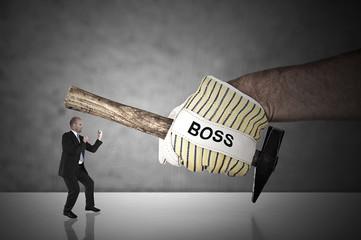 Personnel management concept