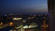 Fototapete Panorama - Nacht - Stadt allgemein