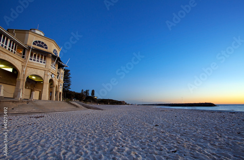 Cottesloe Beach, sunset coast, Australia