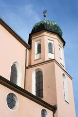 Jesuitenkirche Straubing