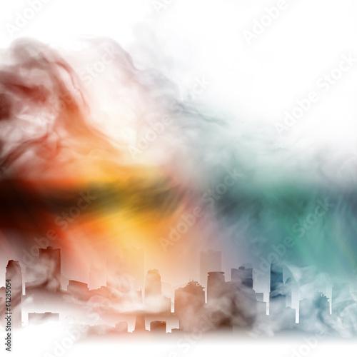 Fototapeten,nebel,tage,kunst,luft