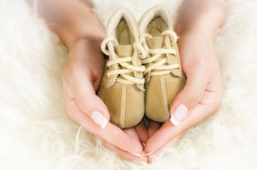 ботиночки малыша
