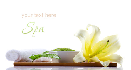 spa still-life