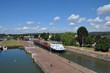 Passage de la Grande écluse à Amfreville-sous-les-Monts (Eure) - 44290427