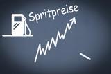 steigende Spritpreise