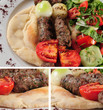 Shish kebab sequence.