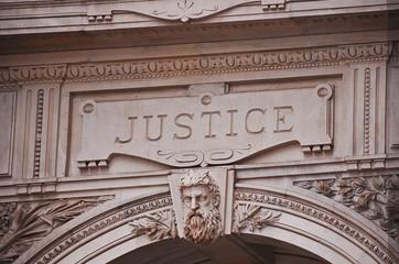 Justice sigh
