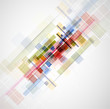 Abstract bright technology dinamic fade diagonal background