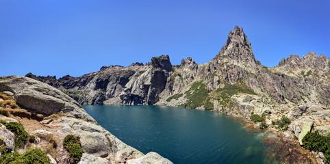 Lac de Capitello - Haute-Corse