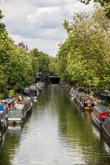 Little Venice a Londra, Inghilterra 2012