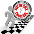 Beat the Clock Challenge CompetitionTime Countdown