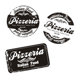 pizzeria labels