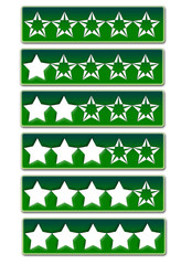 rating icon stars
