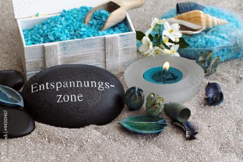 Entspannungszone