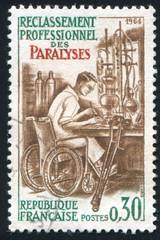 Handicapped Laboratory Technician