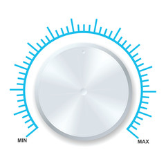 Vector volume balance knob