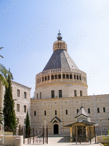 Church of the Annunciation in Nazareth, Israel