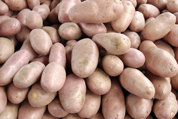 Pink Potatoes