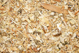Sawdust animal bedding (Texture)