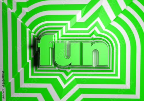 Leinwandbild Motiv fun abstract text background