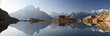 Monte Bianco e Alpi riflesse nel Lago Bianco - 44311874