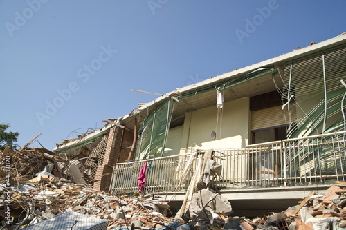 earthquake in northern Italy emilia - 44313820