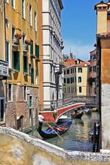 romantic Venice -travel in Italy series