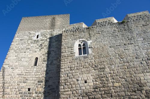 Norman-Swabian Castle In Bari, Apulia - Italy