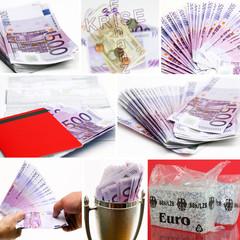 Alles dreht sich ums Geld