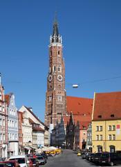 Martinskirche in Landshut
