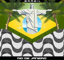 25-Rio de Janeiro-Brasil -Cristo Redentor
