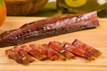 Dried bonito tuna