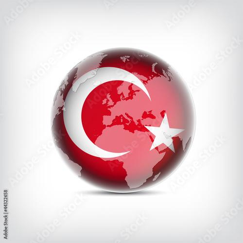 Türkei Globus