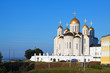 Assumption cathedral  in summer. Russia