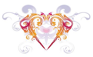 Heart Decoration II