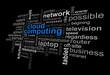 Cloud Computing Word