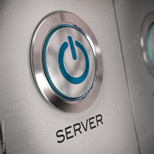 data server, web hosting service