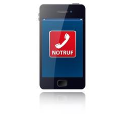 Notruf über das Handy wählen
