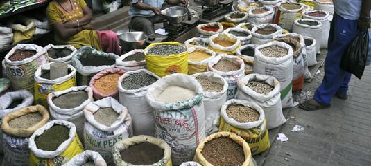 mercato in nepal