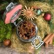 Weihnachtszeit, Sternanis