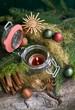 Weihnachtszeit, Kerze