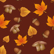 seamless pattern - Autumn