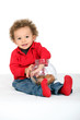 Child with his hand in the cookie jar