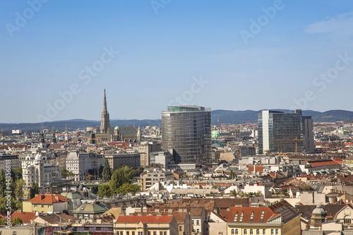 Panorama of Vienna