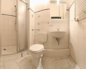 Badezimmer Komplettübersicht