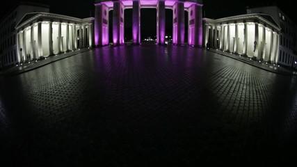 Brandenburger Tor 1080p HD (Brandenburg Gate) landmark in Berlin