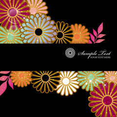 chrysanthemum background