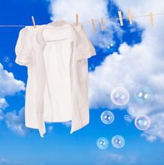 Wash Day Bubbles