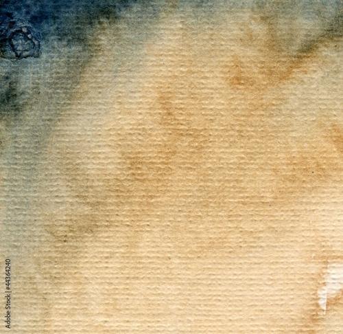abstrakcyjne ręcznie malowane tło © bruniewska