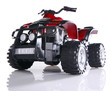 Modified toy ATV